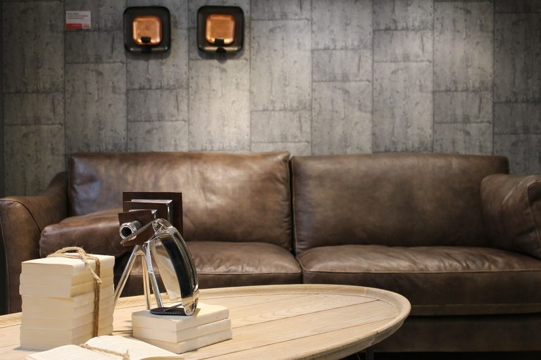 living garniture, leather garnish, facilities